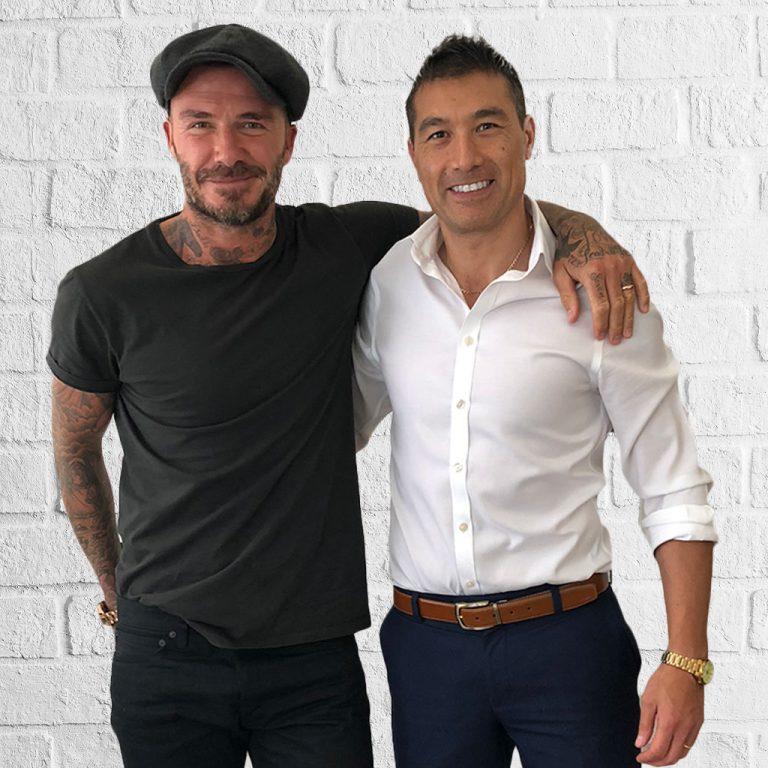 David Beckham Testimonial